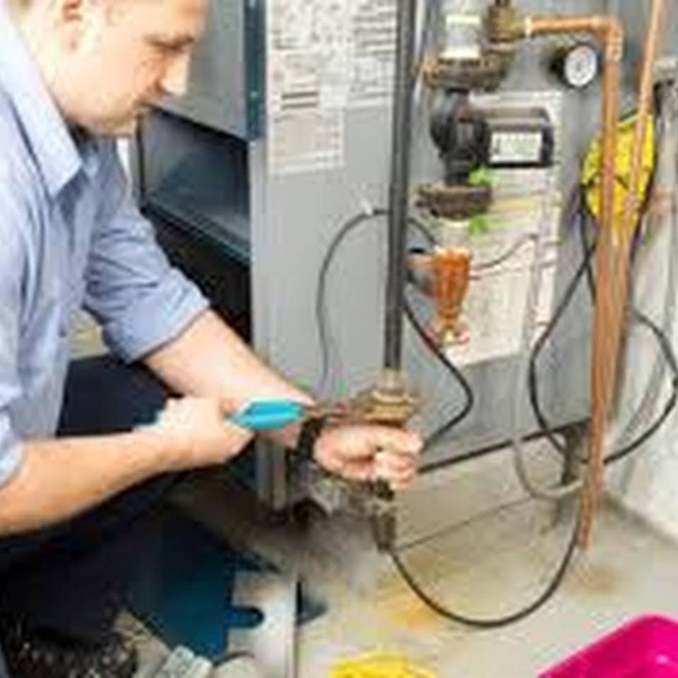 gas furnace heater repair